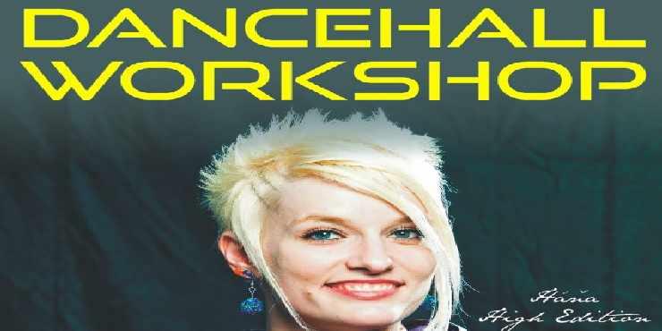 Dancehall Workshop