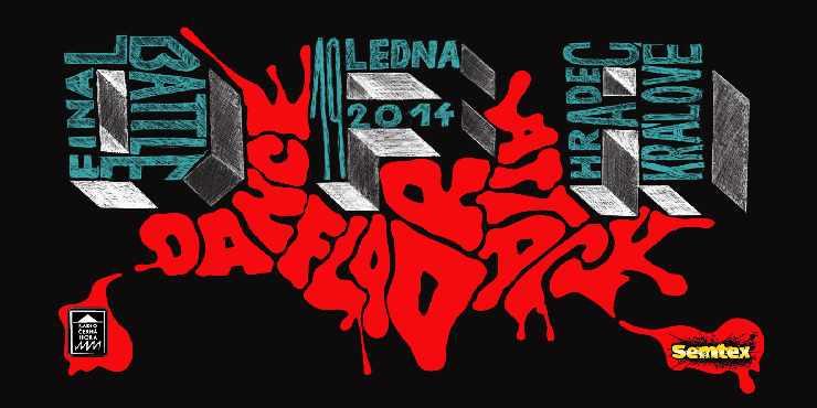 Dancefloor Attack 2014
