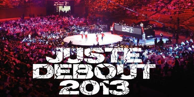 Juste Debout 2013