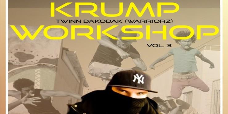 Krump Workshop vol. 3