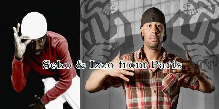 Seko & Izzo (FRA)