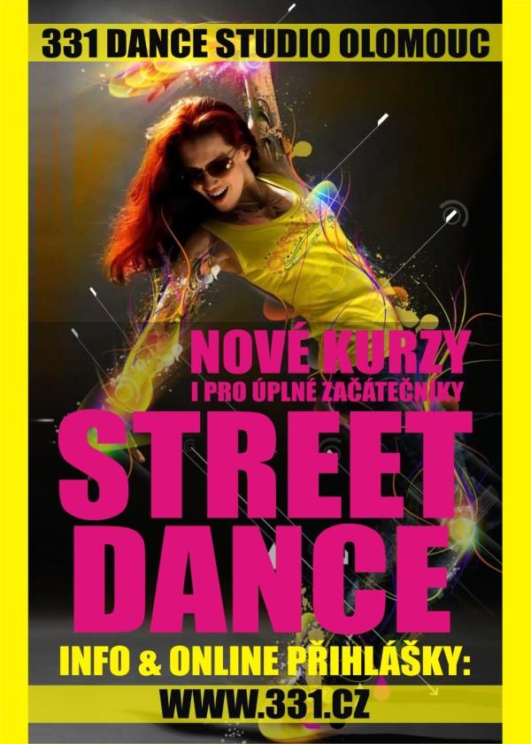 Street Dance Kurzy Olomouc 2014
