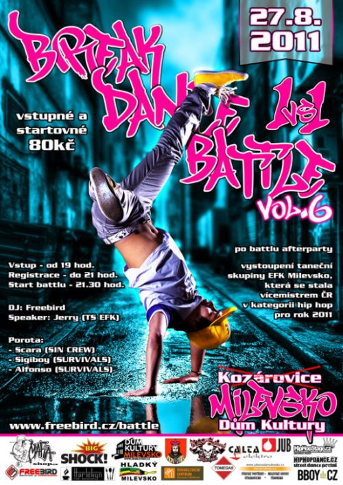 Break Dance Battle vol. 6