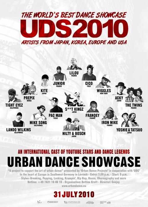 Urban Dance Showcase 2010