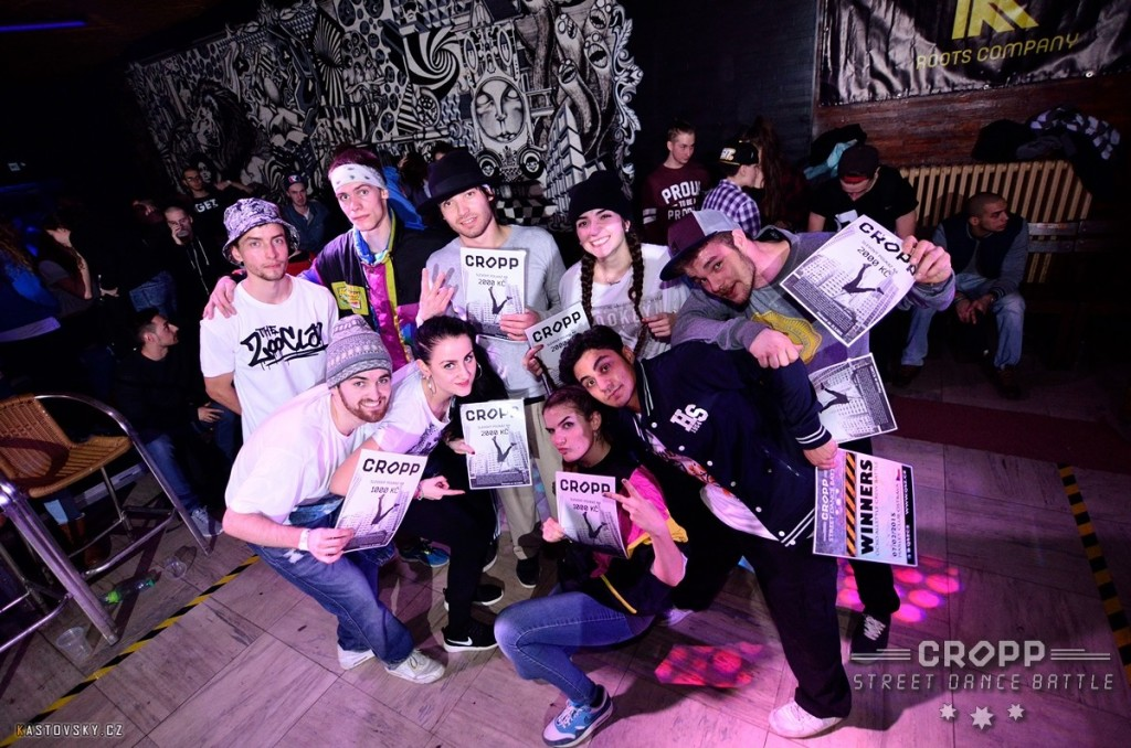 Cropp Street Dance Battle