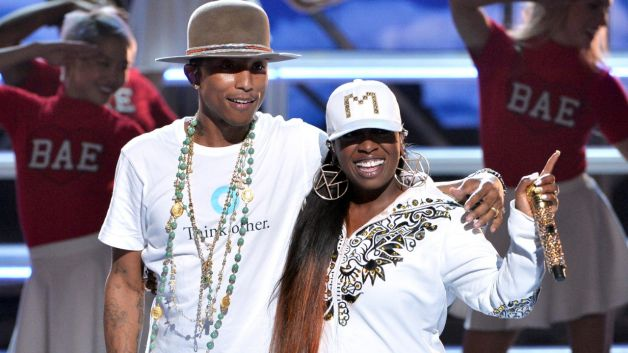 Missy Elliott & Pharell Williams