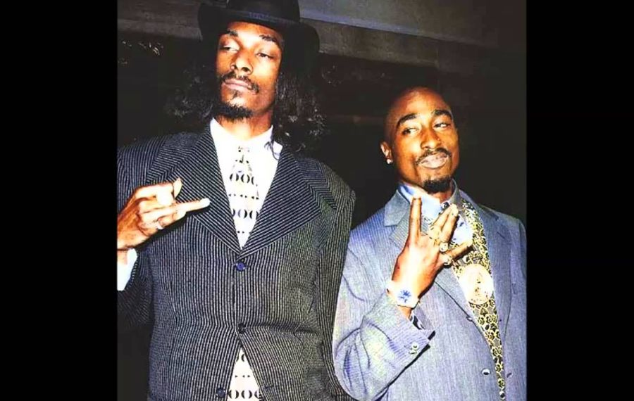 Snoop Dogg & Tupac Shakur
