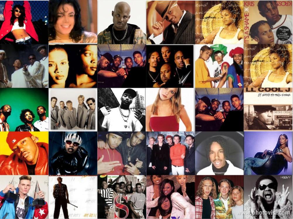 Zavzpomínejte na hudbu devadesátých let díky 90s Baby