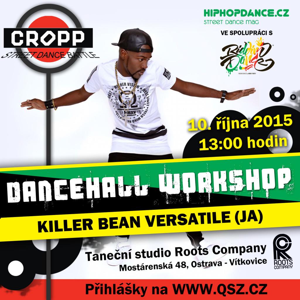 QSZ18 Dancehall Workshop