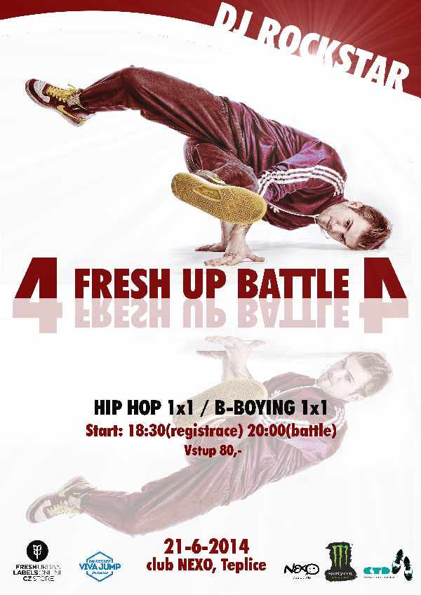 Fresh Up Battle IV.