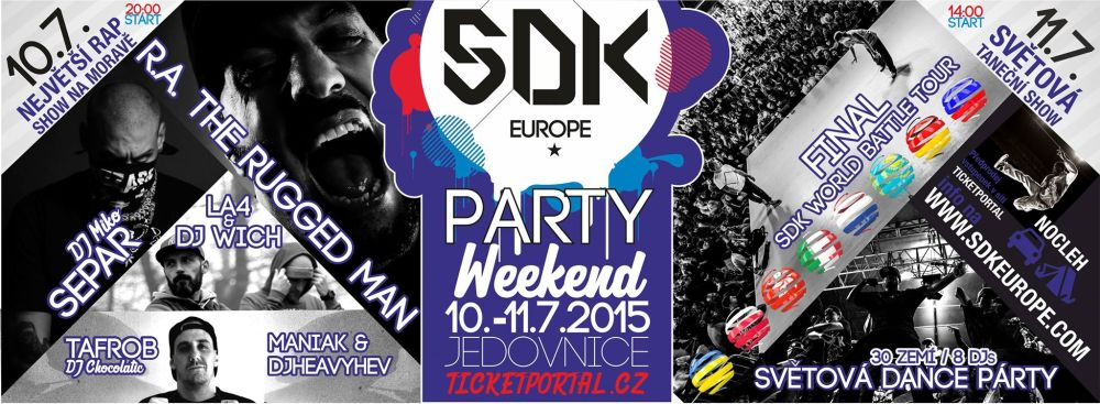 SDK Party Weekend