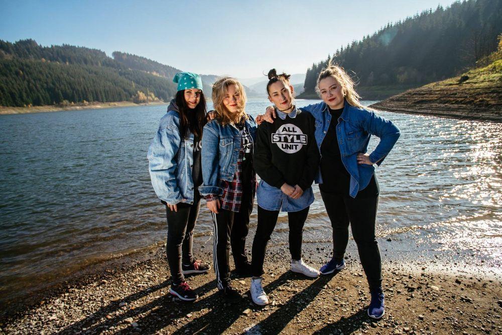 Holky z All Style Unit natočily podzimní taneční video