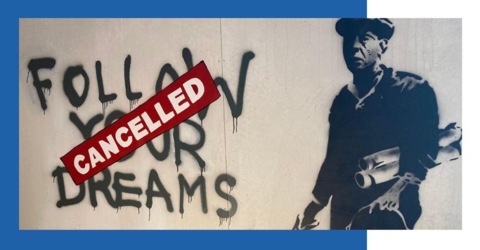 Banksy - legendární street artový umělec, kterého nikdo nezná