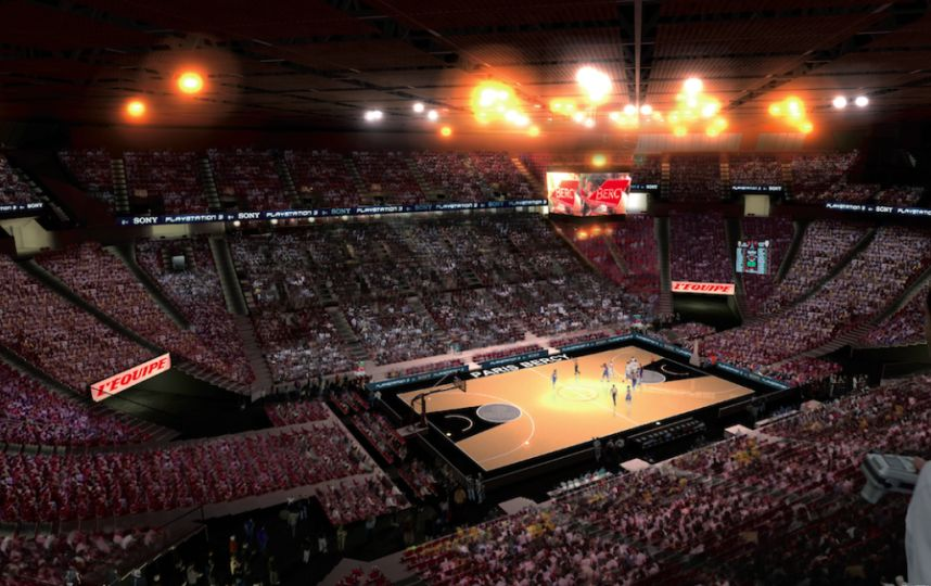 AccorHotels Arena Paris