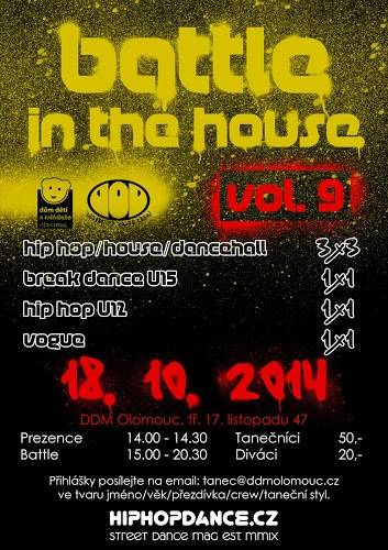 Battle In The House vol. 9