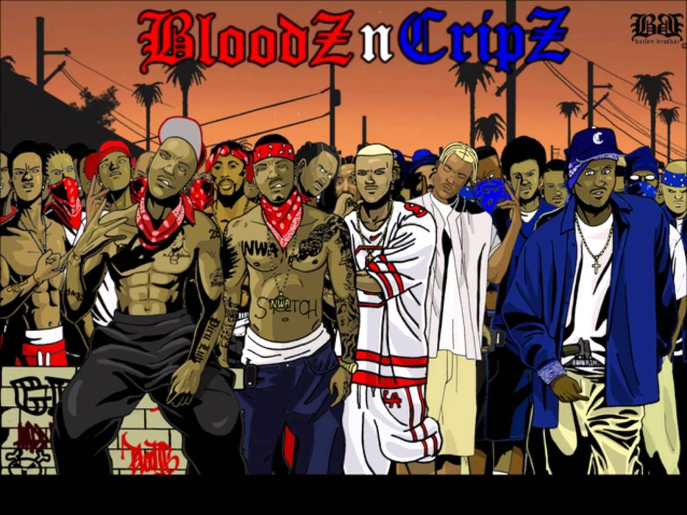 Bloods & Crips – Why We Bang