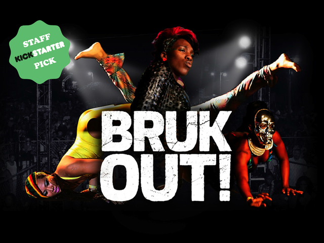 Bruk Out!