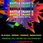 TaiJay Battle v Modré nudli chystá své páté pokračování