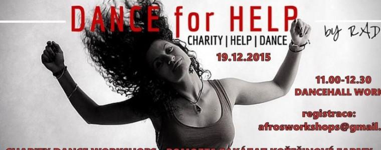 Pomozte zakázat kožešinové farmy díky projektu Dance For Help
