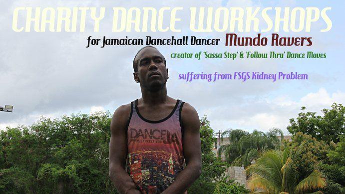 V Praze proběhne charitativní dancehall workshop pro Rickyho Mundo Raverse