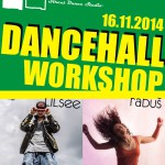 Podzim v 331 Dance Studiu Olomouc je ve znamení dancehallu