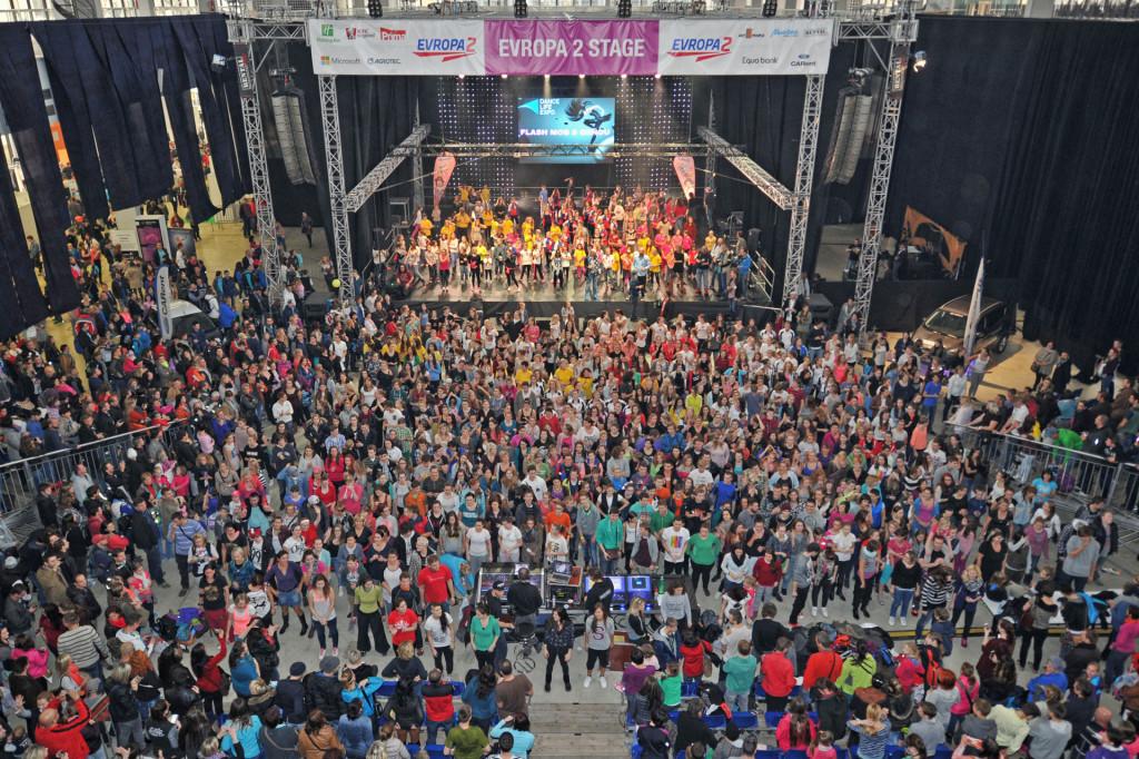 Rozdáváme vstupenky na Festival sportu, tance a zábavy v Brně