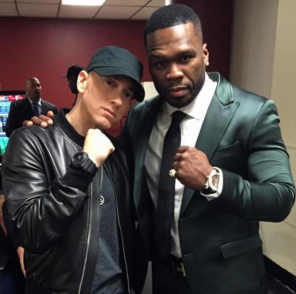 Eminem & 50 Cent