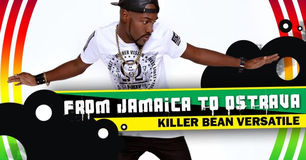 Do Ostravy přijede přední jamajský tanečník Killer Bean Versatile