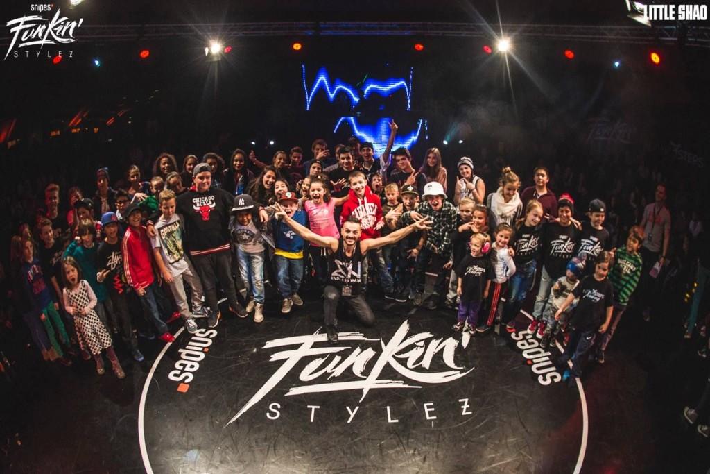 Funkin Stylez 2014