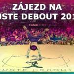 Zájezd na Juste Debout 2014