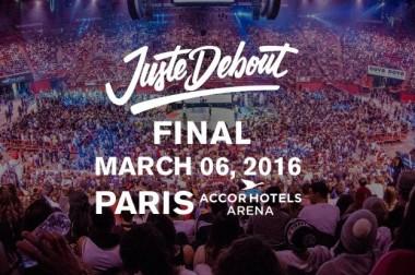 Zájezd na Juste Debout 2016
