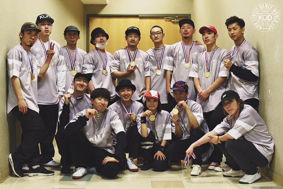 KOD World Cup 2016 - Team Korea