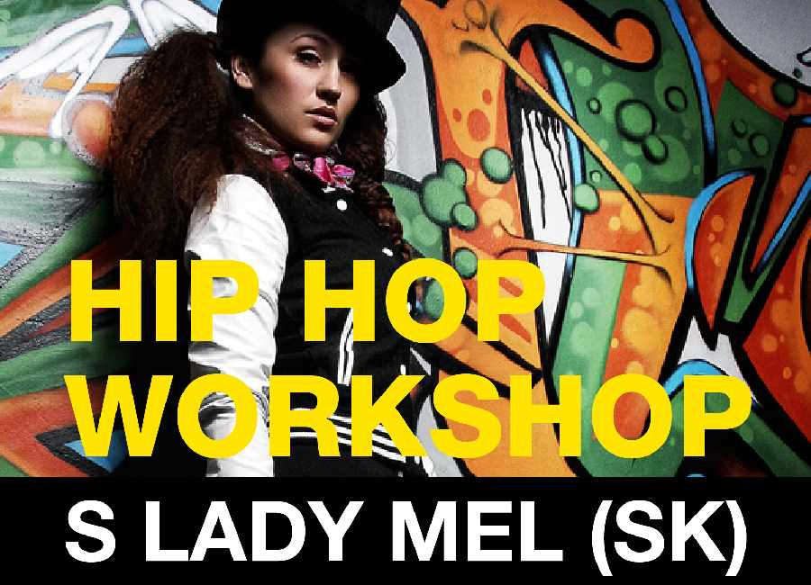 Hip Hop Workshop s Lady Mel