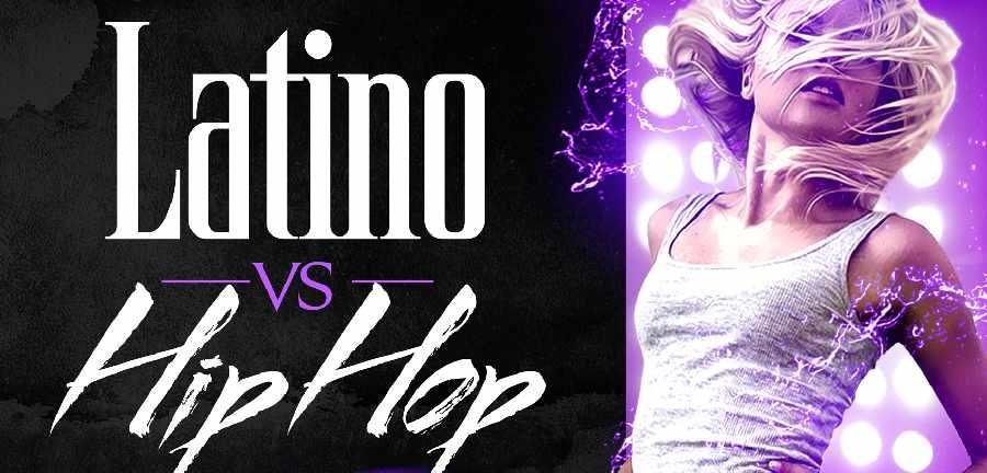 Latino vs Hip Hop – workshopy i party už tento víkend v Praze