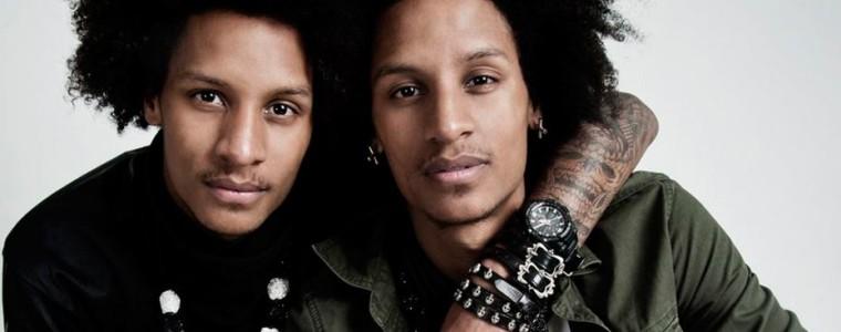 Tanec a modeling jim nestačí. Les Twins vydávají svůj první singl