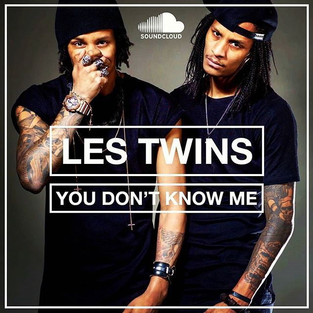 Les Twins - You Don´t Know Me