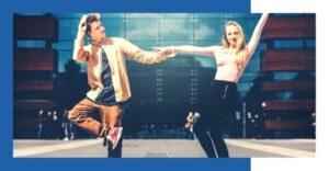 Taneční styl New Style Hustle aneb párový Street Dance tanec