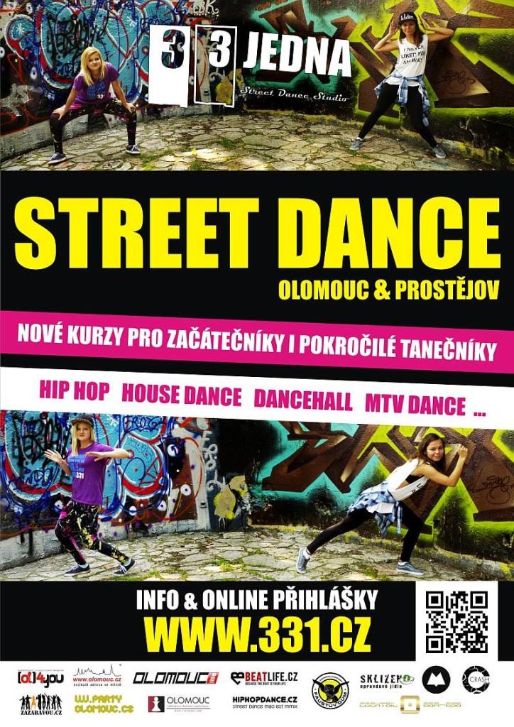 331 Dance Studio | Street Dance Olomouc & Prostějov