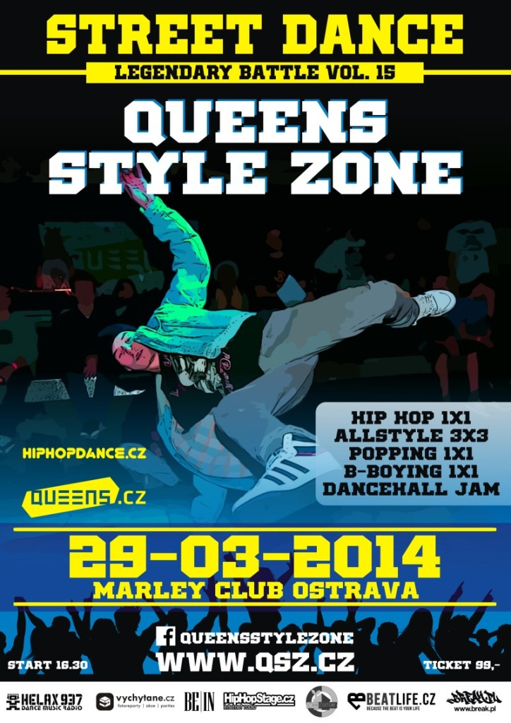 QUEENS STYLE ZONE 15 | street dance battle