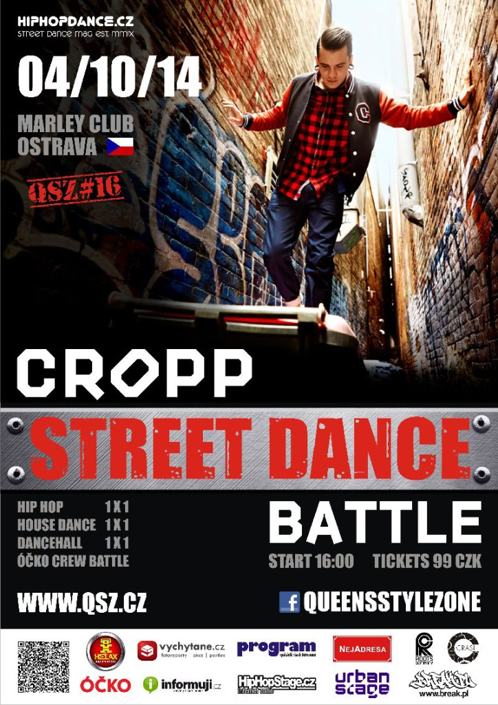QSZ#16 | Cropp Street Dance Battle