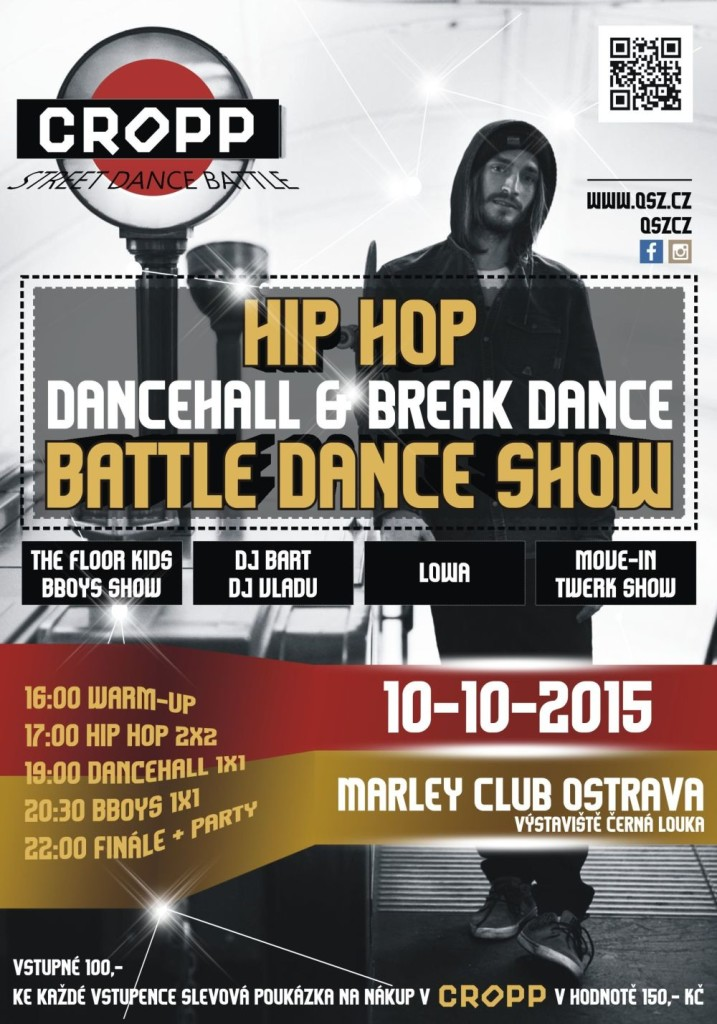 QSZ18 | CROPP STREET DANCE BATTLE