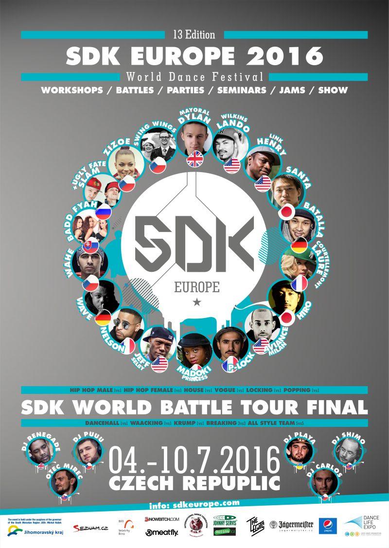 SDK Europe 2016