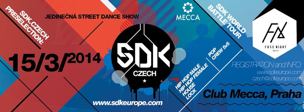 Proběhla česko-slovenská preselekce na SDK Europe 2014
