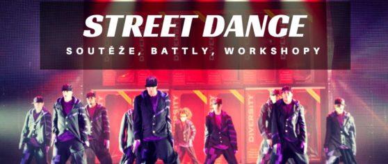 Kam v listopadu 2016? Street dance soutěže, battly, workshopy