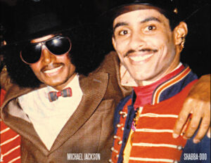 Michael Jackson & Shabba-Doo   HIPHOPDANCE.CZ