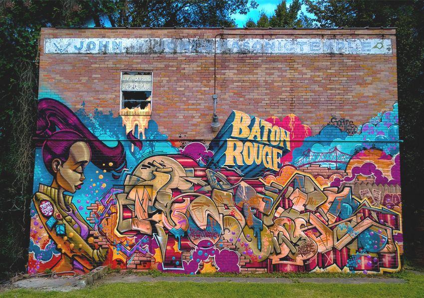 Graffiti   Sofles crew