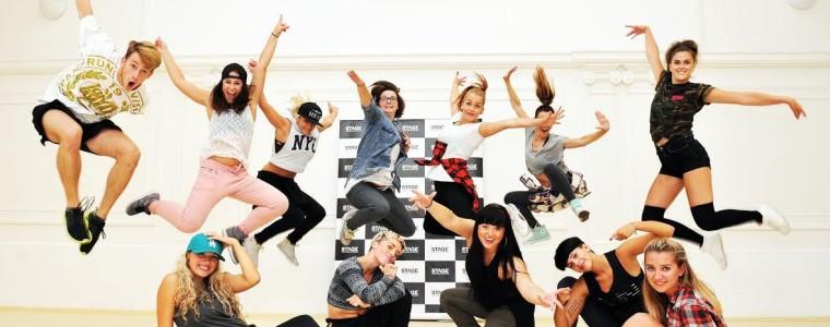 Kde tancovat street dance: Taneční centrum Stage Praha
