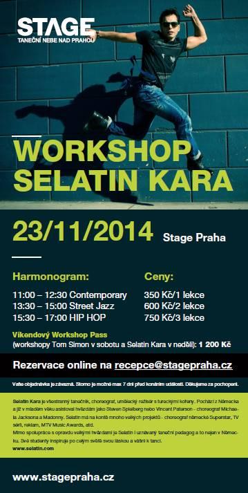 Selatin Kara Workshop