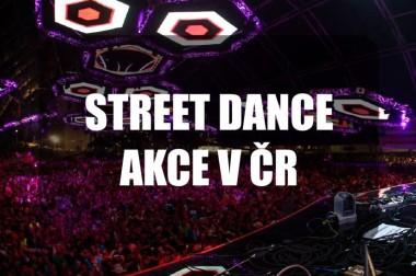 Kalendář street dance akcí