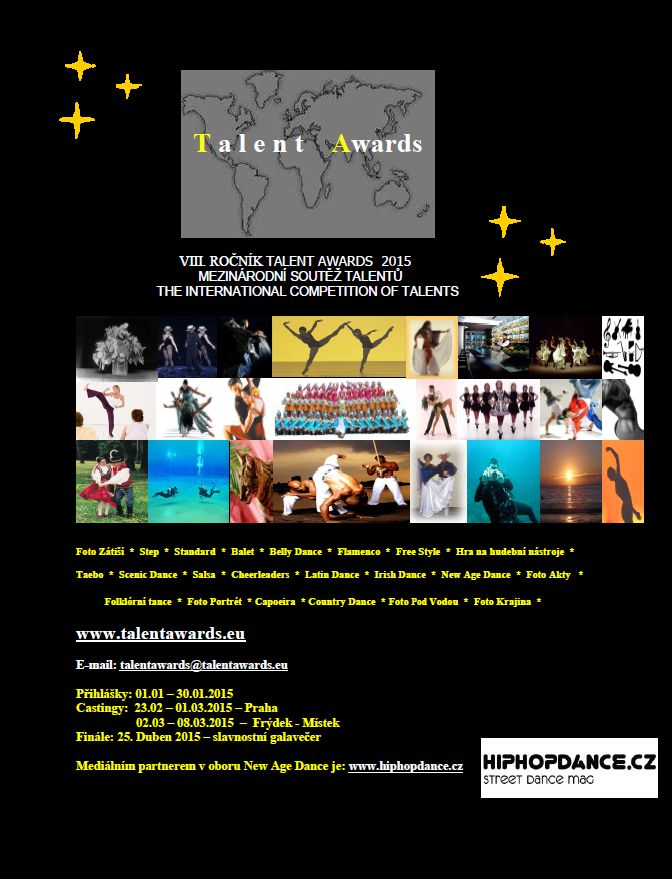 Talent Awards 2015